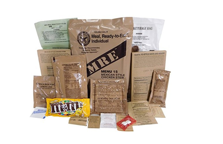 Are Mre Good Survival Food