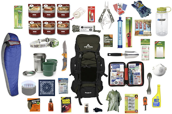 Bug Out Weapons Bag : Best bug out bag lists everyone should know