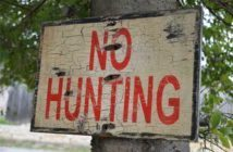 what group sets hunting regulations in most states?