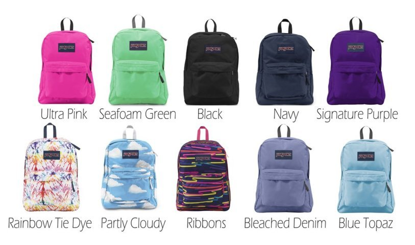 b3ffcd2373 Where Are Jansport Backpacks Made