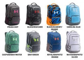 Where To Buy Under Armour Backpacks