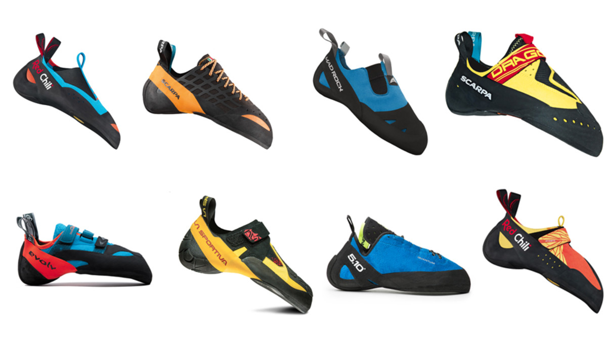 multiple colors on wholesale new lower prices Top 10 Best Rock Climbing Shoes 2020